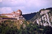 Toussaint Louverture 180px-Fort_de_Joux_02
