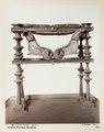Fotografi på bisellium från Neapels museum - Hallwylska museet - 104166.tif