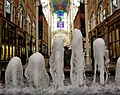 Fountains in the Victoria Quarter Arcade - geograph.org.uk - 772641.jpg