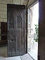 Fr Angers Chapel door.jpg