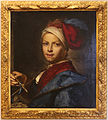 Fra galgario, ritratto di giovane in veste di artista, 1730 circa.JPG
