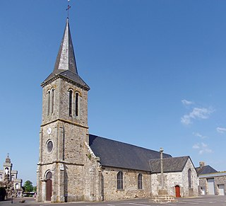 Saint-Roch-sur-Égrenne Commune in Normandy, France