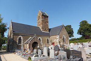 L'église Saint-Senier.