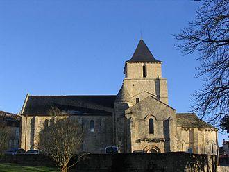 Melle, Deux-Sèvres - Saint Savinien