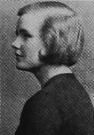 Frances Farmer - Farmer as a senior in high school, 1931