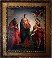 Francesco Raibolini detto il Francia, La Vergine annunciata fra i santi Girolamo e Giovanni battista, 1505-10.jpg