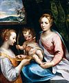 Francesco Vanni - Madonna and Child with St Lucy - WGA24271.jpg