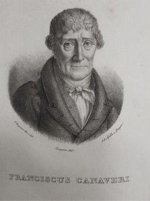 Francesco Canaveri - Image: Francesco canaveris