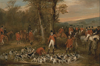The Berkeley Hunt, 1842: The Death