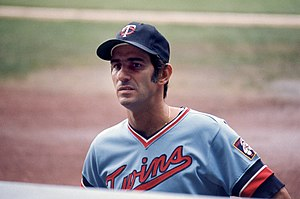 Frank Quilici - Image: Frank quilici manager minnesota 08 31 1975