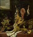 Frans Snijders - Vildt og frugter - KMS3606 - Statens Museum for Kunst.jpg