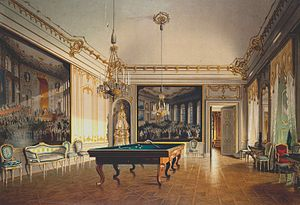 Billiard room - Image: Franz Heinrich 001