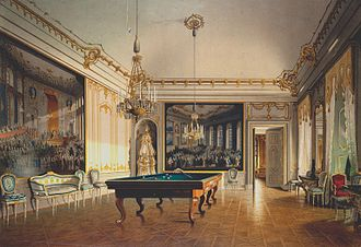 Billiard room Wikipedia