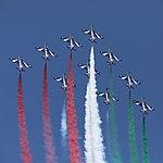 Frecce Tricolori - Aermacchi MB-339 5D4 0928 (41982410700).jpg