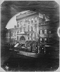 Frederick's Photographic Temple of Art, New York City, ca. 1850.jpg