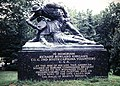 Fredericksburg Statue of Sgt. Rowland Kirkland Giving Water to Wounded Enemies (10483032626).jpg