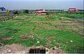 Free Garden Area Under Construction - Science City - Calcutta 1994-09-26 460.JPG