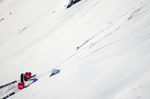 Freeride World Tour 2014 - Chamonix - 20140125 9
