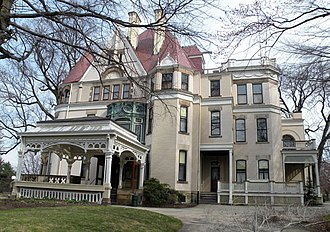 "Point Breeze, Pittsburgh - Henry Clay Frick's ""Clayton"""