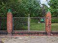 Friedhofszaun Christuskirchhof 20160714 1.jpg