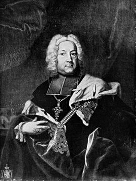 Friedrich Karl, Bamberg, Bischof