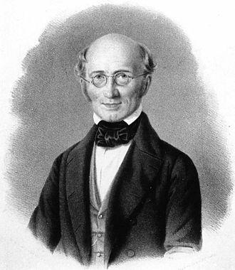 Friedrich Eduard Beneke - Image: Friedrich Eduard Beneke