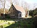 Friends' Meeting House, Scholes Lane, Scholes, Yorkshire - geograph.org.uk - 118953.jpg