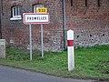 Fromelles city limit D22.jpg