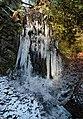 Frozen waterfall (3) - geograph.org.uk - 1109426.jpg