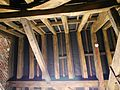 Fulham Palace Great Hall roof space, September 2016 02.jpg