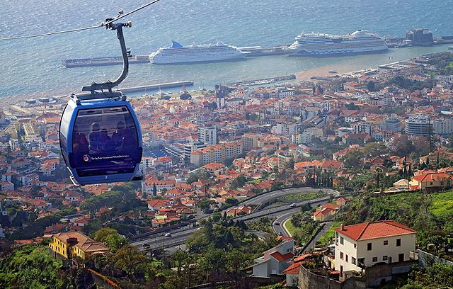 Madeira Cable Car Prices