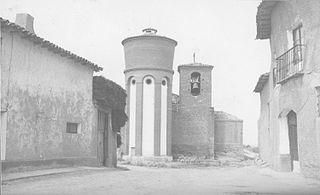 Melgar de Arriba Place in Castile and León, Spain