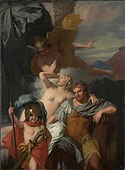 Mercury Ordering Calypso to Release Odysseus
