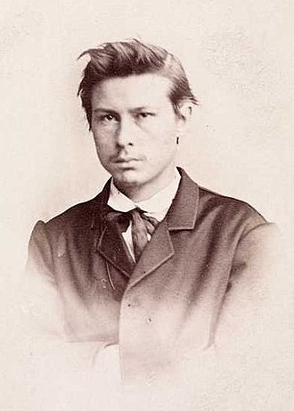 Georg Ossian Sars - Georg Ossian Sars, c. 1865