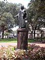 GA Savannah HD Wesley statue01.jpg