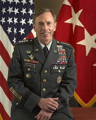 David Petraeus - U.S. Army Gen. David H. Petraeus, during his time in the Army