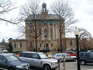 Greenwich Town Hall (Connecticut)