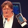 Gabe Newell GDC 2010 (cropped).jpg