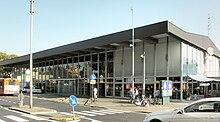La stazione ferroviaria di Gallarate.