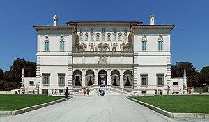 Galleria Borghese - Image: Galleria borghese facade