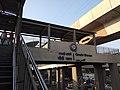Gandhi bhavan metro station.jpg