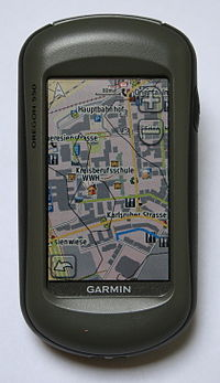 list of garmin products wikipedia