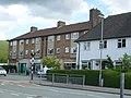Garthowen Shops, Plantation Lane, Newtown, Powys - geograph.org.uk - 1323245.jpg