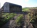 Gate and Barn - geograph.org.uk - 310743.jpg