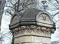 Gatepost on Robin Hood Chase - geograph.org.uk - 1197162.jpg
