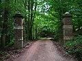 Gates, Dallington Forest - geograph.org.uk - 505861.jpg