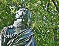 Gebhard Leberecht von Blücher – Statue, bust.jpg
