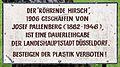 Gedenktafel Hardenbergplatz 8 (Tierg) Rominter Brunfthirsch&Josef Pallenberg&1906.jpg