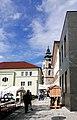 Gemeindeamt Ternberg und Pfarrkirche Hl. Peter und Paul.jpg
