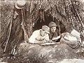 General Miaja's Militiamen Writing Letters - Google Art Project.jpg